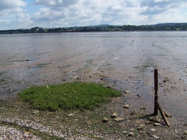 Mudflats, River Exe, Powderham