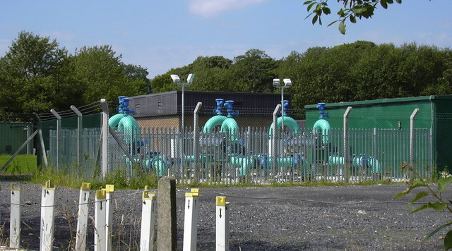 Townsend Fold Water Treatment Works