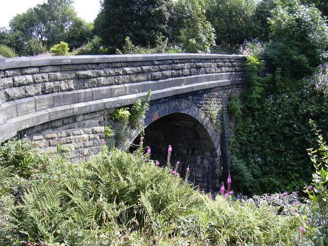Footpath Over Railway