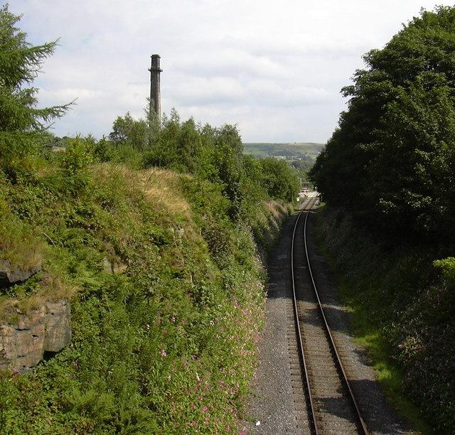 Towards Rawtenstall West