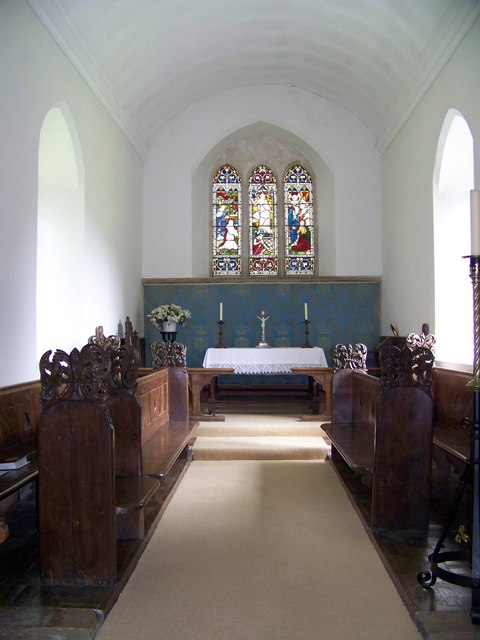The Church of St James - Interior