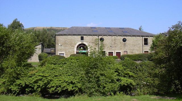 New Hall Hey Farm 1856