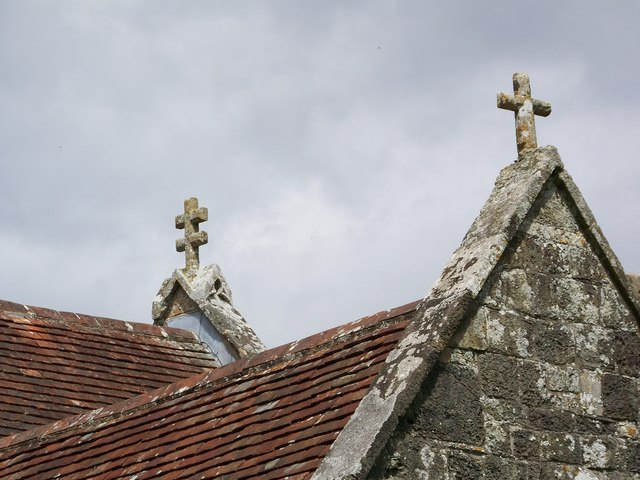 The Church of St James - Roof