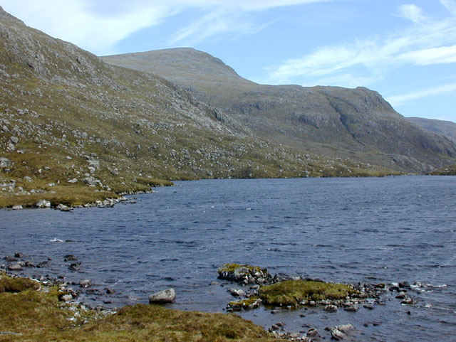 North end of Loch Aiseabhat