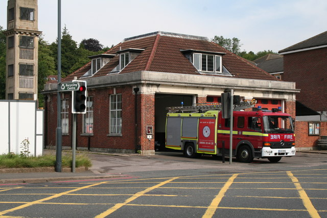 Purley Fire Station