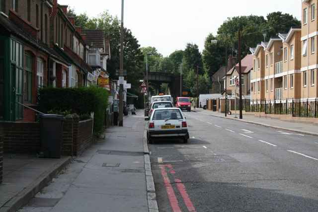 Old Lodge Lane, Purley, Surrey