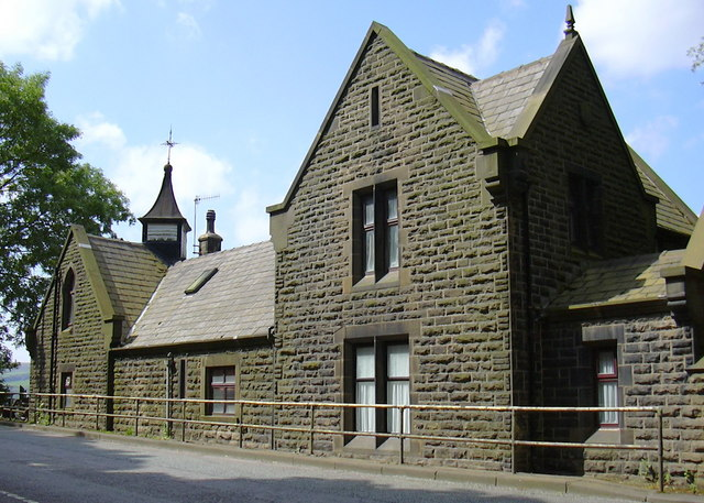 Tower and Cliffe Cottages,  Bury Road