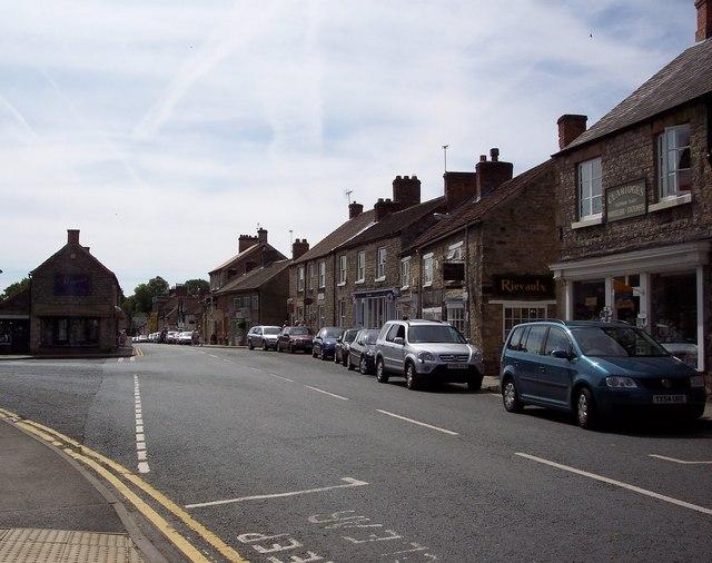 Street Scene, Helmsley