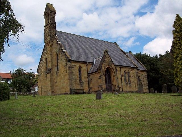Holy Trinity Church, Boltby