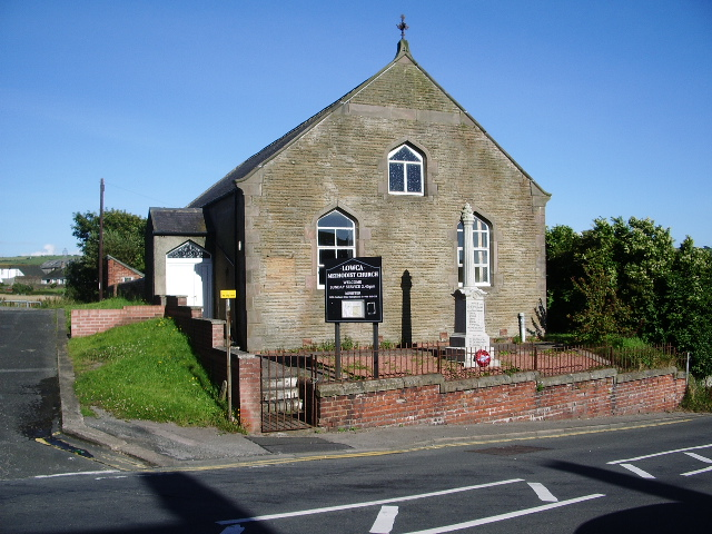 Lowca Methodist Church