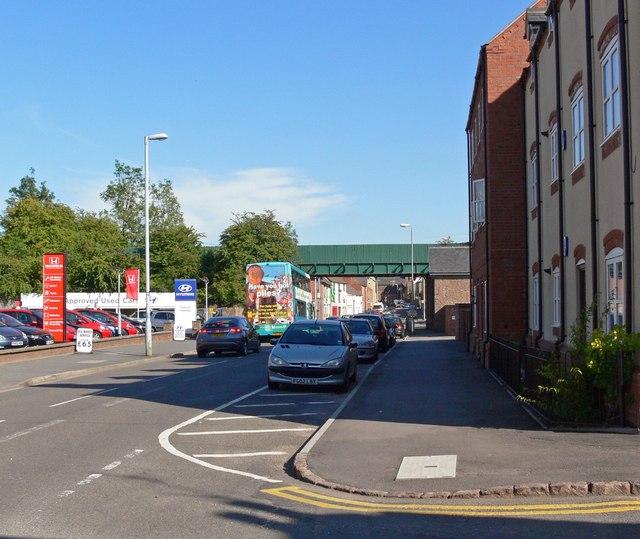 Loughborough Road, Mountsorrel