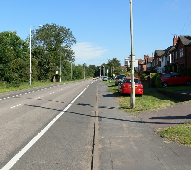 Leicester Road, Quorn