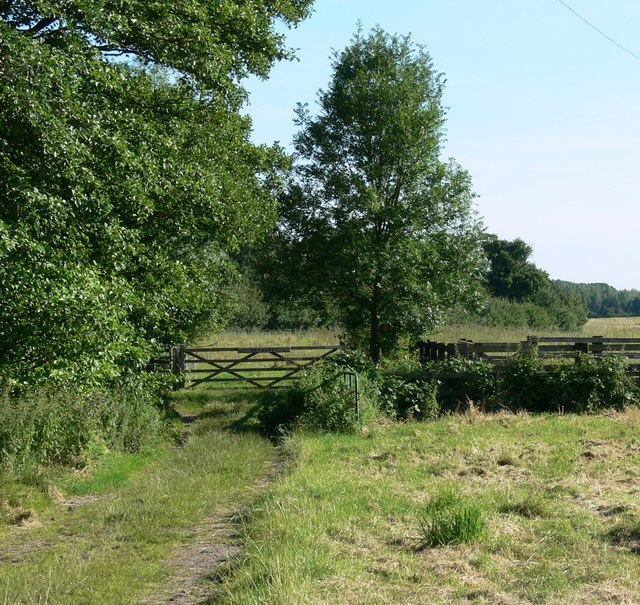 Public Footpath near Quorn, Leicestershire