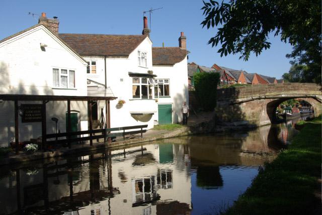 Boat Inn, Gnosall Heath