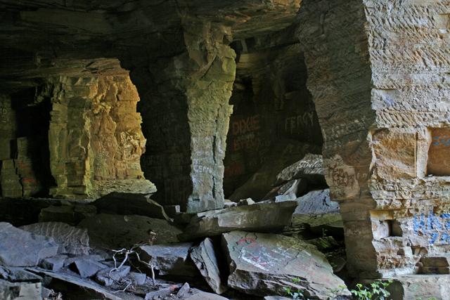 Sandstone Quarry