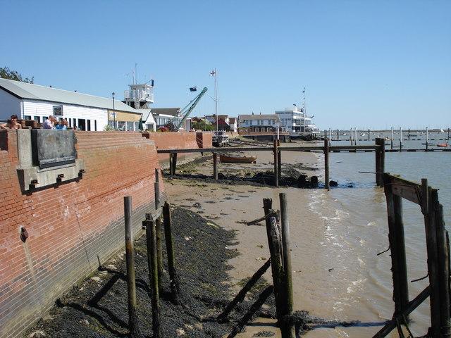 Burnham-on-Crouch waterfront