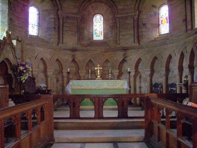 The Church of St Felix, Felixkirk - Interior