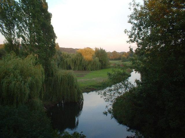 River At Drayton