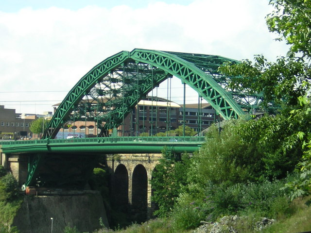 Monkwearmouth Bridge 1