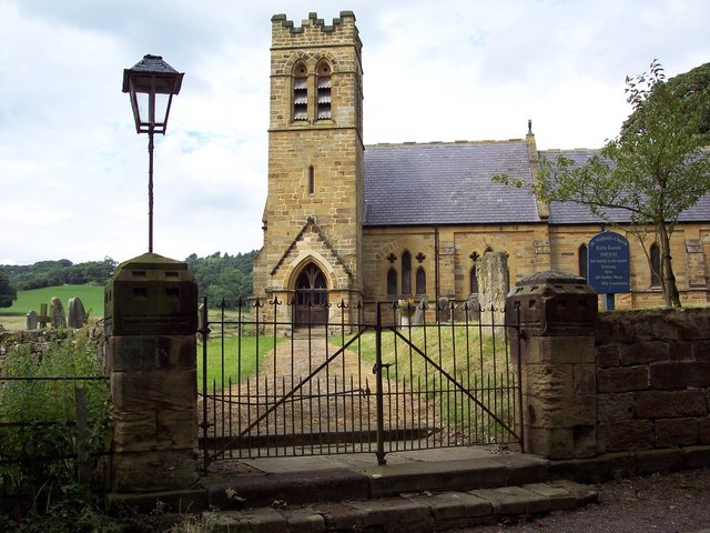 The Church of St Wilfrid, Kirby Knowle