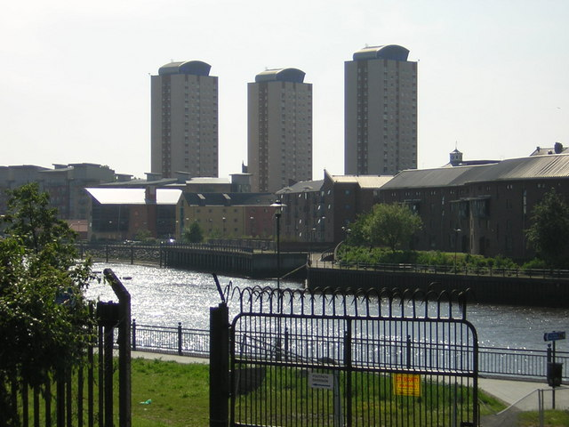 Urban regeneration by River Wear