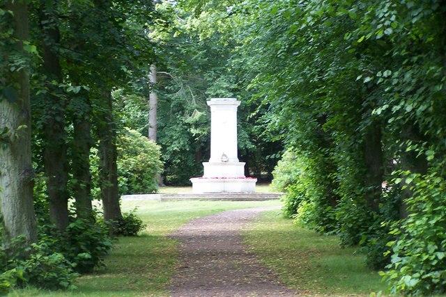 Ampthill War Memorial