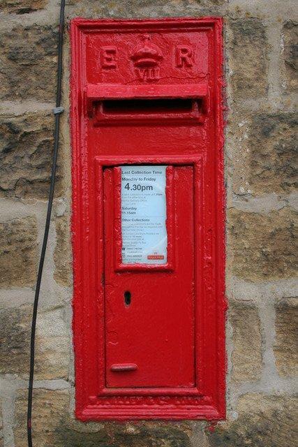 Edward VII Postbox, Wadsworth Lane