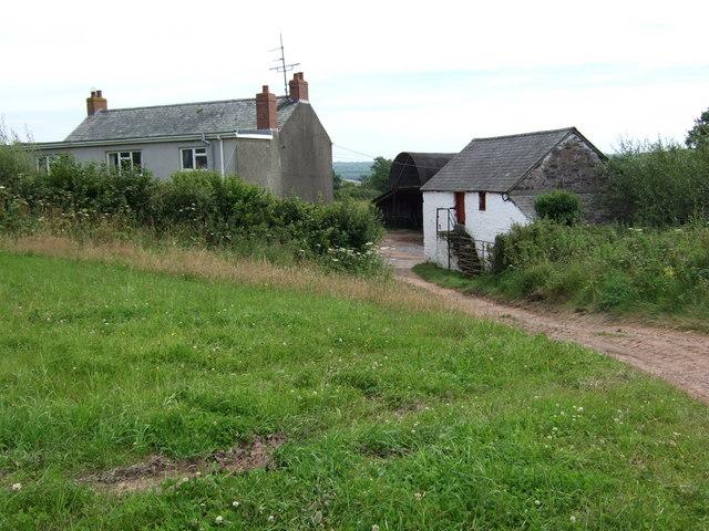 Maesgwyn Farm