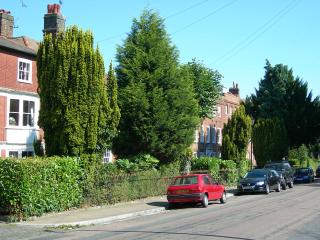 Mansion Row, Brompton