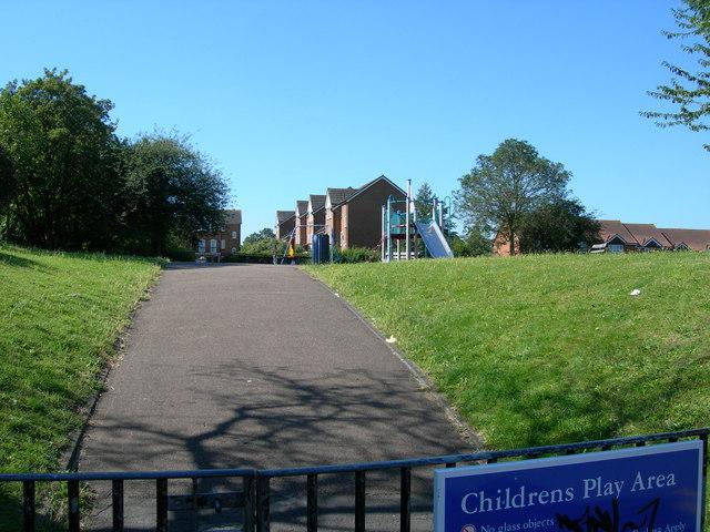 Children's Play Area, Brompton