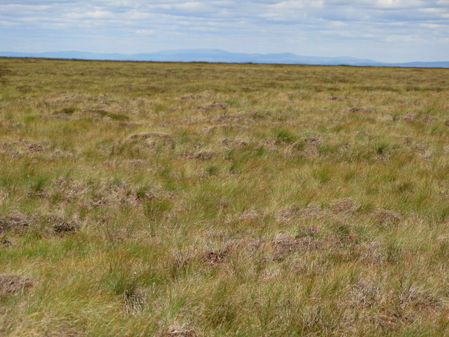 Interesting moorland above Redburn Edge