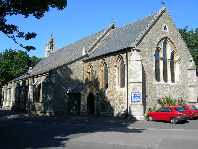 The Garrison Church of Saint Barbara, Maxwell Road, Brompton (1)