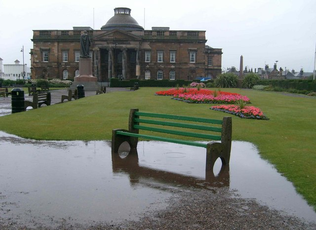 Wellington Square Gardens, Ayr