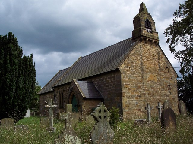 All Saints Church, Nether Silton
