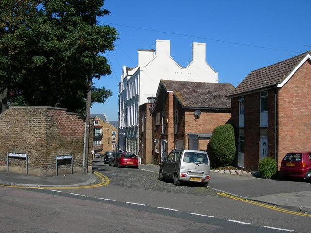 Pleasant Row, Brompton