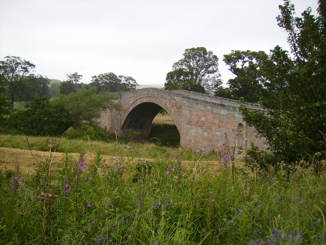 Weetwood Bridge