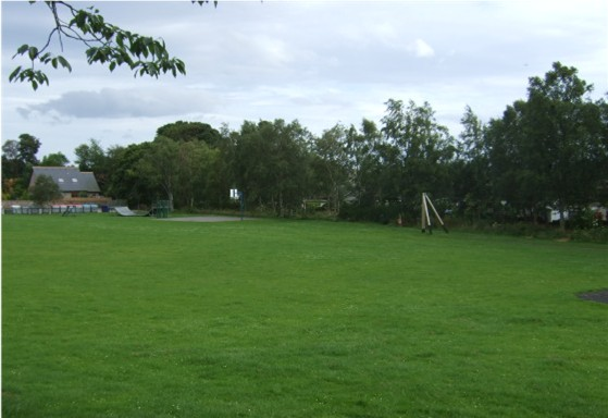 Torphins playing field