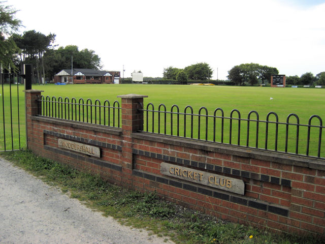 Moddershall Cricket Club