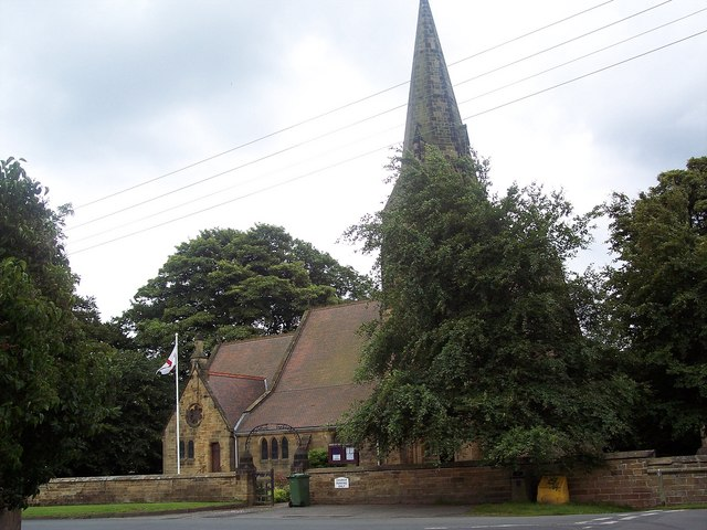 Holy Cross Church, Swainby