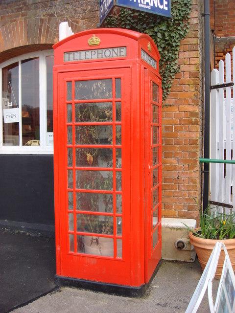 Phonebox Greenhouse