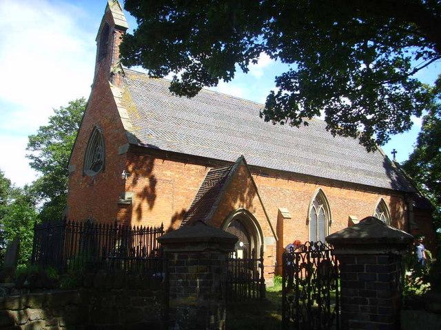 St Bartholomew's Church, Longdon  upon Tern