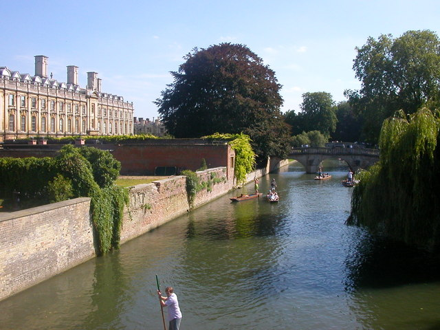Cambridge-River Cam