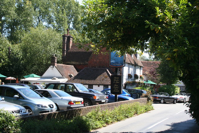 The 'Dolphin', Betchworth, Surrey