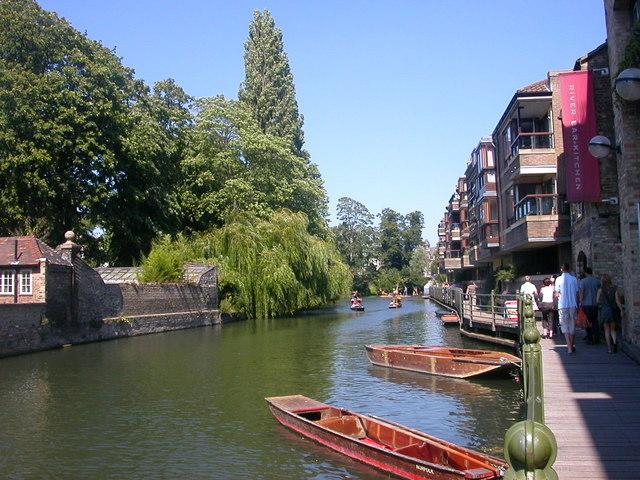 Cambridge-River Cam