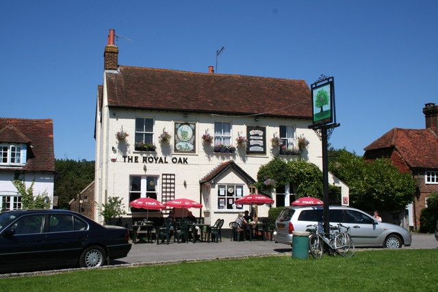 The 'Royal Oak', Brockham Green