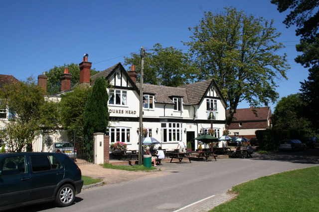 The 'Duke's Head', Brockham Green, Surrey