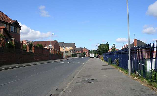 Raynville Crescent