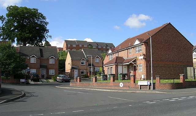 Wensleydale Crescent & Mews