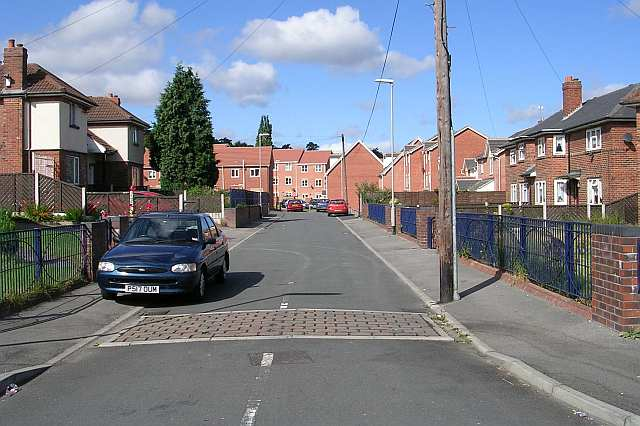 Houghley Avenue