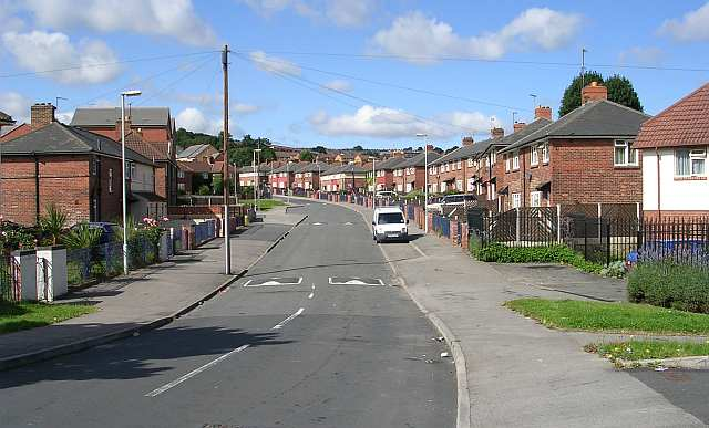 Wyther Park Hill